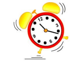Finch Alarm Clock