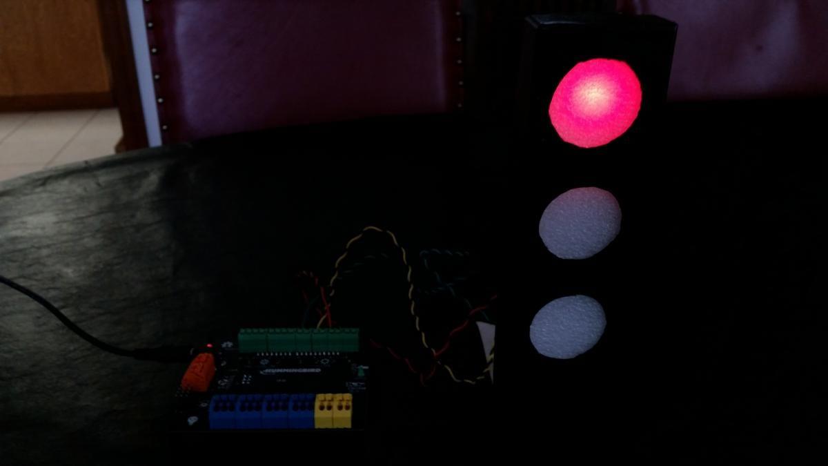Snap! Traffic Light