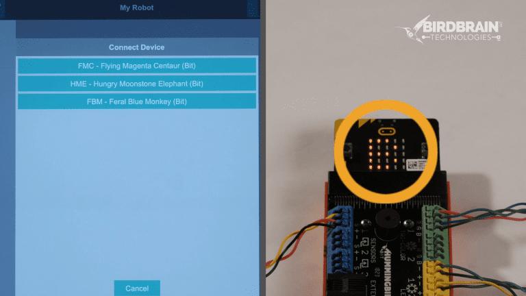 Hummingbird Bit: BirdBlox Lessons - BirdBrain Technologies