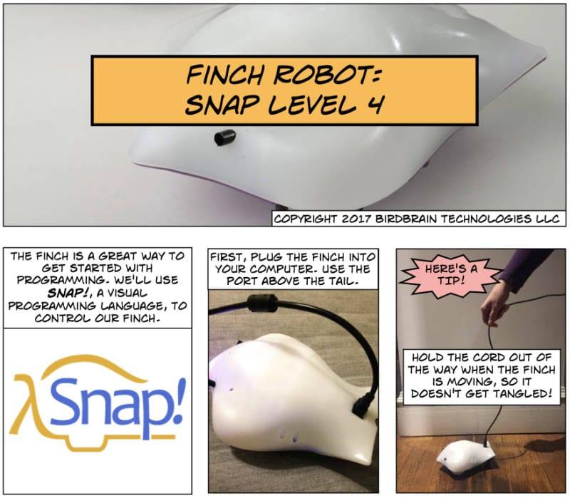 Snap! Comic
