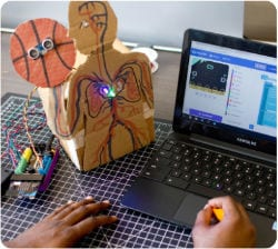 Creative Robotics in the Classroom