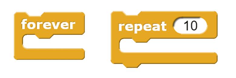 Repeat Loops Block