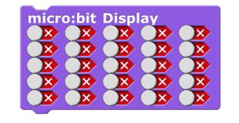 Finch Display Block Block